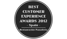 Best Customer Experience Awards, Spain 2012, Categoria, Restauración Panadería