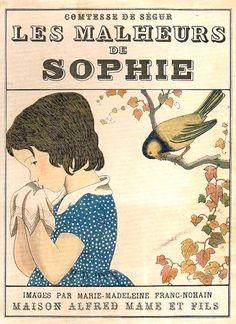Les Malheurs de Sophie (éditions Alfred Mame et fils, 1933)