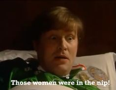 The penny drops! Father Ted, Morale Boosters, Irish Catholic, Hilarious, Funny, Movies And Tv Shows, I Laughed, Comedy, Humor