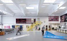 Interiørarkitekt Scenario interiørarkitekter MNIL - #Factory #Megaprint™  #printerfactory #Hyggen #Norway  www.scenario.no    Photo by Gatis Rozenfelds www.f64.lv