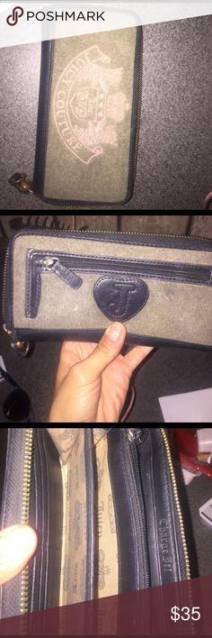 Juicy wallet brand new Authentic juicy couture wallet ! Very trendy Juicy Couture Bags