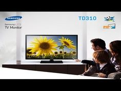 "TV Monitor LED 23,6"" HD Samsung LT24D310 #ÁudioRuim  ♡ ♥"
