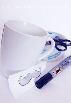 Little Beauty Bag: DIY - Own Mug ( Ro. Only )