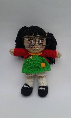 La niña más traviesa de la vecindad, creado por el super comediante Chespirito, hechos a mano en crochet, por manos de madres, hermanas, hijas, abuelas y tías. #amigurumi #crochet #handcraft #chespirito #lachilindrina #elchavodelocho #elchavo #lavecindaddelchavo #trabajoAmano #supercomediante #latinoamérica #chespiritomexico Facebook Sign Up, Crochet Hats, Grandmothers, Mothers, Facts, Sisters, Hand Made, Dots, Amigurumi