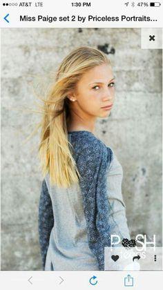 Miss Paige ~tween~