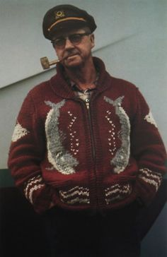 Vintage (and amazing) Cowichan. xx cowichan salish cardigan sweater knitting colourwork history colour non-standard colour for background/main Cowichan Sweater, Men Sweater, Grandpa Sweater, Mens Jumpers, Vintage Sweaters, Knit Sweaters, Vintage Knitting, Vintage Men, Knitwear