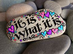 It Is What it Is by LoveFromCapeCod on Etsy