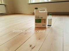 Eiken houten vloer schuren 3 x lakken te #groningen houten vloeren