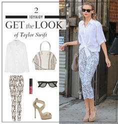 Get the look: Το πρωινό chic look της Taylor Swift