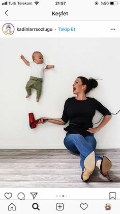 We the the best of Baby Photoshoot Ideas for you to plan and soot by yourself. Funny Baby Photos, Monthly Baby Photos, Baby Girl Photos, Newborn Baby Photos, Newborn Pictures, Pregnancy Photos, Baby Pictures, Newborn Baby Photography, Children Photography