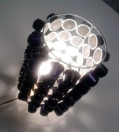 lampara 3 Faça você mesmo: 30 Ideias para reutilizar e decorar com cápsulas de café Nespresso cozinha decoracao-2 design dicas faca-voce-mesmo-diy sustentabilidade-2