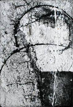 "Saatchi Art Artist KARL MESZLENYI; Painting, ""MOON ONE"" #art"
