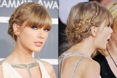 braids with bangs - Google Search