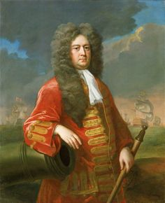 """""""Admiral Sir George Rooke (1650–1709)"""" by Michael Dahl (1656/1659-1743).  National Maritime Museum"""