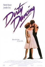 Dirty Dancing - 1987 American romantic film that featured Patrick Swayze and Jennifer Grey. Dirty Dancing is not my favorite, but Patrick Swayze is. Dirty Dancing, Dancing Baby, Dancing Shoes, See Movie, Movie Tv, Movie Theater, Film Mythique, 80s Movie Posters, Classic Movie Posters