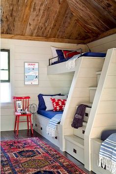 100 Multiple Beds In One Room Ideas In 2021 Bunk Rooms Bunk Beds Kids Bunk Beds