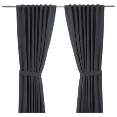 IKEA 1 x Pair of Long Sheer Floaty White Net Lill Curtain Brand 280x250  UK-B786