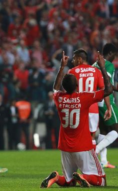 Anderson Talisca Benfica Golo Rio Ave 1