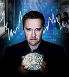 Keith Barry: Brain hacker