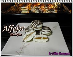 Não Contém Gluten: Review - Alfajor by Carla Serrano Não Contém Glute...