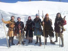 Winter Vikings