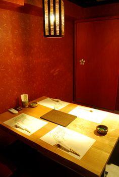 Okayama Restaurant 酒菜屋・錦町 はぎ 接待などにお勧めなVIP個室
