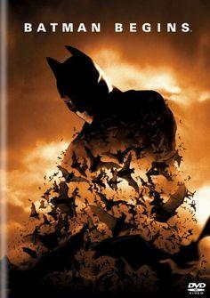 『バットマン ビギンズ』(Batman Begins)は、2005年のアメリカ映画。監督はクリストファー・ノーラン。主演はクリスチャン・ベール。 「DCコミック」のボブ・ケインによるアメリカン・コミック『バットマン』を原作とした実写映画作品。本作から再始動した新生バットマン・シリーズ「ダークナイト三部作(Dark Knight Trilogy)」の第1作品目。第78回アカデミー賞撮影賞ノミネート。