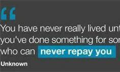 You haven't lived until...
