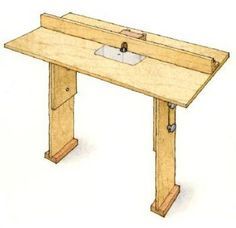 Simple router table tutorial router table plans pinterest click for full size roland johnson crafts a versatile easy to diy router tablerouter greentooth Choice Image