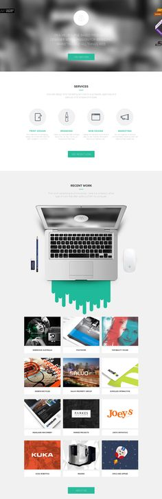 Daily Web Design and Development Inspirations No.233