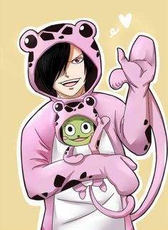 frosch fairy tail - Google Search