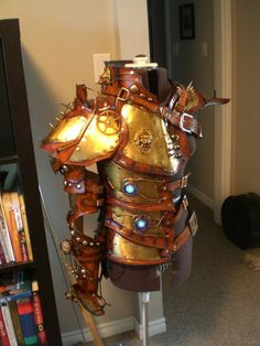 THIS ARMOR.  I checked the price too. I think it said over $1100.  Oh god.
