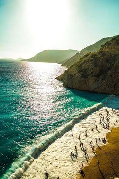 Kaputaş Beach / Turkey (by Murat Boztas).