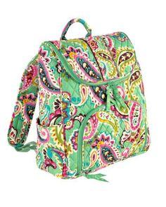 Double Zip Backpack | Vera Bradley