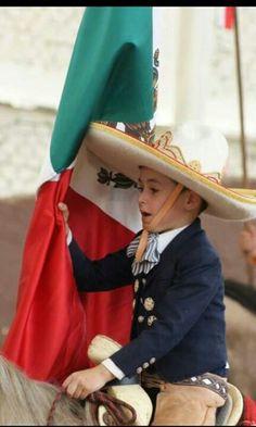 Charro bebé ♥ Mexico City