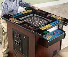 Tabletop Pac-Man