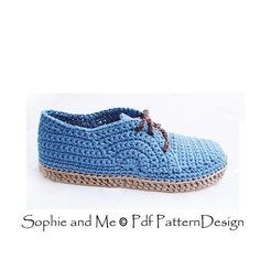Flip-Flop Oxfords - Crochet shoes for street wear. Crochet Sole, Crochet Slippers, Flip Flop Shoes, Flip Flops, Crochet Hooks, Oxford Shoes, Crochet Patterns, Loafers, Espadrilles