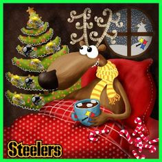 Steelers Pics, Christmas Ornaments, Holiday Decor, Home Decor, Decoration Home, Room Decor, Christmas Jewelry, Christmas Decorations, Home Interior Design