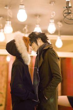 Saruhiko Fushimi (ryuichi randoll - WorldCosplay) | K-Project #cosplay #anime