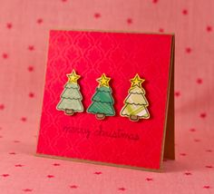 Lawn Fawn - Sweet Christmas, Happy Everything; _  Whimsipost: 25 Cards of Christmas #16