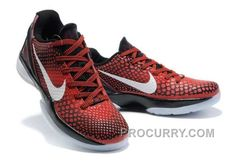 size 40 38d4e b35d6 Nike Zoom Kobe Vi Mens Red Black White