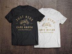 FREE T-Shirt MockUp PSD T Shirt Designs, Casual T Shirts, Cool T Shirts, T Shirt Design Template, Design Templates, Blank T Shirts, Cafe Racer, Mockup Templates, Templates Free
