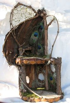 When In Home: Fairy Doll Houses