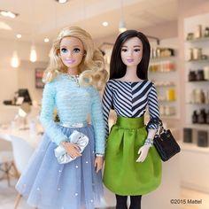 Barbie® @barbiestyle Rendez-vous for t...Instagram photo | Websta (Webstagram)