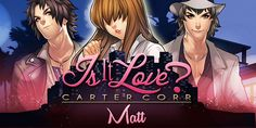 Is-it Love? Matt Hack Cheat Online Generator Energy  Is-it Love? Matt Hack Cheat Online Generator Energy Unlimited You're not required to pay for anything to get the advantages this Is-it Love? Matt Hack Online Cheat has included. This game takes us into a love story where you are the main character. You decide what will happen next by the choices... http://cheatsonlinegames.com/is-it-love-matt-hack/