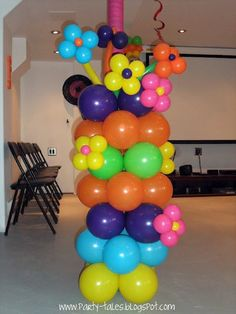 Party-Tales: ~ Birthday Party ~ 70's Disco Fun! The grooviest event of the Year.