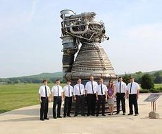 #SCIENCE NASA Engineers Resurrect And Test Mighty F-1 Engine Gas Generator