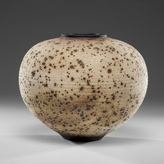 Vivika and Otto Heino (1910-1995 and 1915-2009; USA) | Large Vase ca 1970s Stoneware