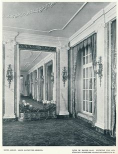 Innendecoration 1908 Berlin Hotel Adlon k 6 | janwillemsen | Flickr