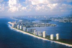 One of my greatest summers was spent here in West Palm Beach, Florida